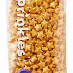 Sprinkles-Estrella dorada-32Grs-Wilton-RECOR SRL