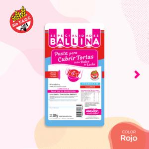 Pasta color-ballina-500Grs-RECOR SRL