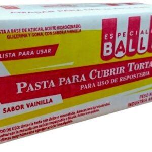 Pasta ballina-vainilla-3kg-RECOR SRL