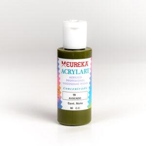Acrílico-Avocado-60ml-Eureka-RecorSrl