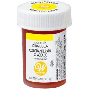 ColoranteGel-AmarilloLimon-28Grs-Wilton-RecorSrl