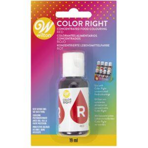 Repuesto-Colorante-Rojo-COLORIGHT-19ml-Wilton-RecorSrl