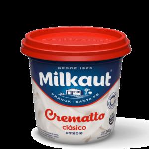 Queso-Crematto-290Grs-Milkaut-RecorSrl