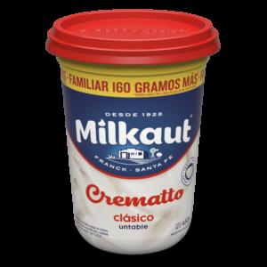 Queso-Crematto-450grs-Milkaut-RecorSrl